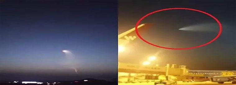 6月2日凌晨的UFO是什么?巨浪3导弹冲天而起,暗示些啥?