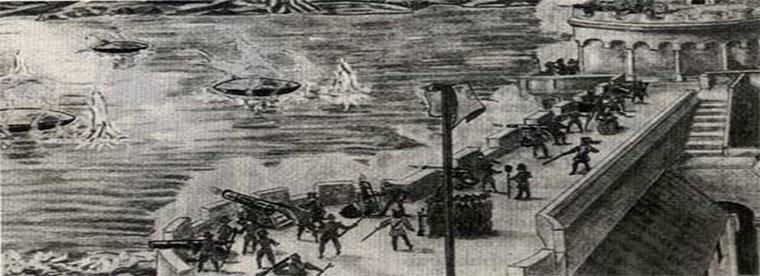 [ufo目击事件]1561年纽伦堡的UFO空中大战